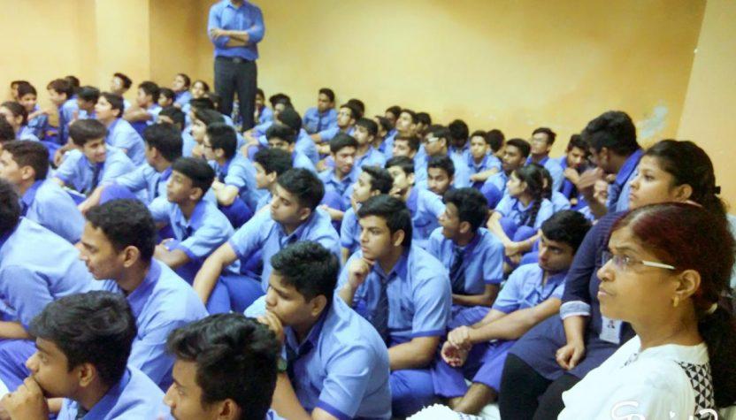 Lingaya's Public School advocates a sense of campus community